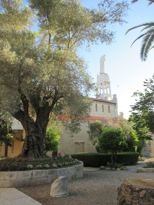 Notre Dame Abu Ghosh